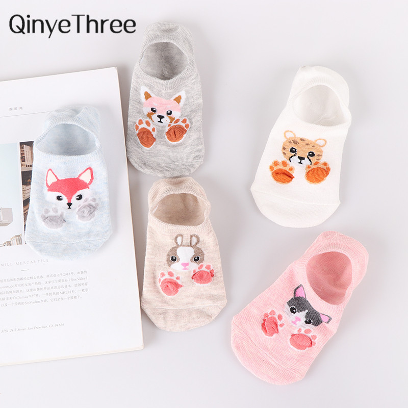 Hot Sale Meias Man Women Sock Casual Cute Harajuku Funny Animal Rabbit Socks