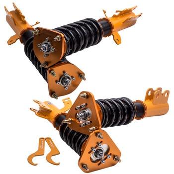 Coilover Suspension Shock Absorbers Coil Strut Kit Adjustable Damper  for Toyota Celica 1990 1991 1992 1993