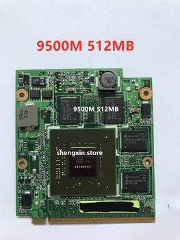 9500M GS 9500MGS 512MB G84-625-A2 VGA Video Graphic card for Laptop ASUS F8S M50S PRO57S X55S X57S V1S VX2S F8Sn