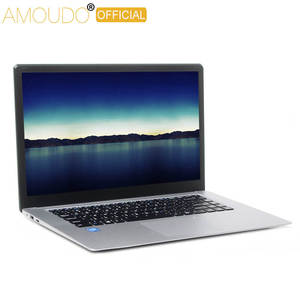 Image 4 - Amoudo 15.6inch 1920*108P IPS Screen Intel Quad Core CPU 4GB Ram 64GB Rom Win10 Laptop Notebook Computer