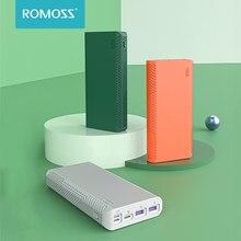 Funda protectora de silicona blanda para ROMOSS Sense, 8 + 30000mAh, Zeus, 40000mAh, cargador de batería antideslizante