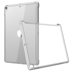 Image 1 - For iPad 10.2 Case (2019 Release) 7th Generation Clear Slim Hybrid Cover,Compatible with Official Smart Cover/Smart Keyboard