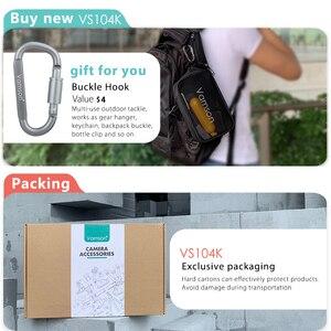 Image 2 - Vamson for Go pro Accessories Kit Monopod For Gopro Hero 7 6 5 4 3 For Xiaomi yi for SJCAM EKEN H9R Mijia VS104