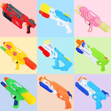 Simulation of large-capacity pumping water spray water gun playing baby boy playing water adult large high pressure