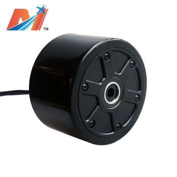 Maytech new 800W 90mm brushless gearless hub motor for skateboard