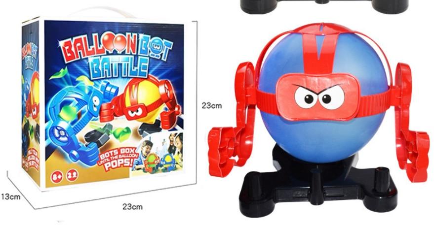 Ballon Battle Bots jeu de combat