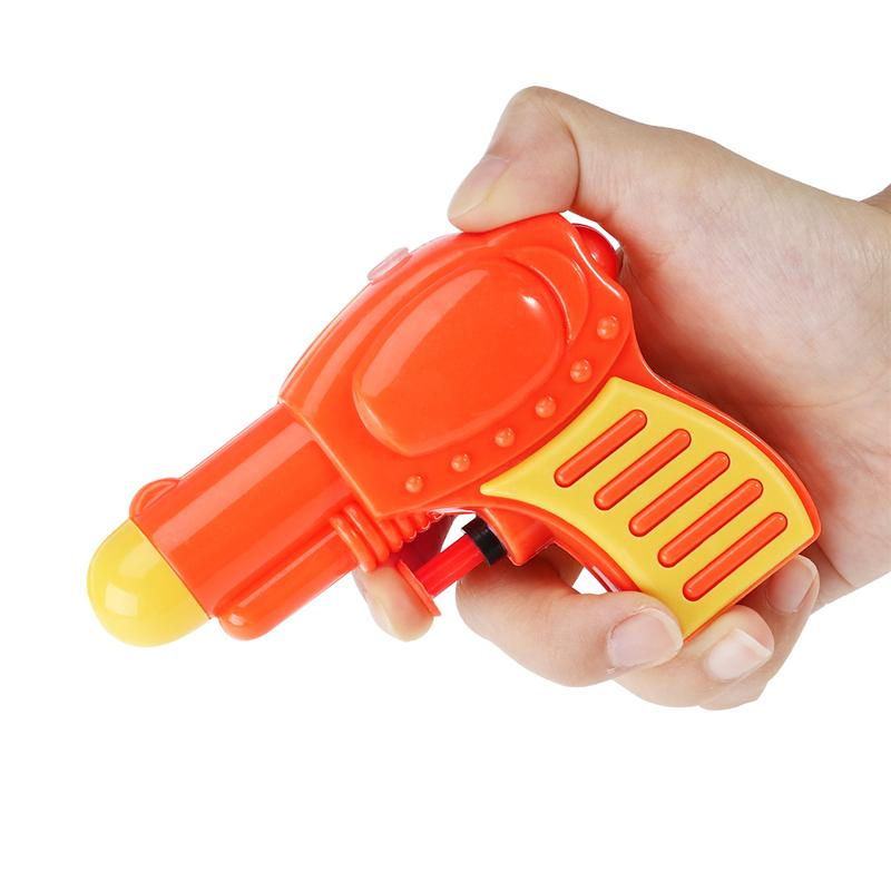 Summer Beach Swimming Pool Children Toy Water Gun Toy Water Gun Solid Color Children Play With Water Shooting Toys Children Play