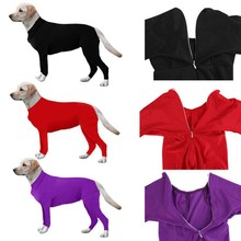 New Dog Recovery Shirt Pet Puppy Medical Care Suit Long Sleeves Bodysuit Jumpsuit Anti Licking Wounds Help Post Operative #h cofoe anti bedsore mattress for elderly paralyzed patients muti specification post operative nursing pads medical care air beds