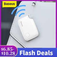 Baseus Mini Smart Tracker Anti Verloren Bluetooth Smart Finder Für Kinder Schlüssel Handys Kinder Anti Verlust Alarm Smart Tag Key finder Locator
