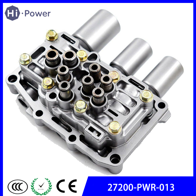 27200-PWR-013 27200PWR013 Transmission Solenoid Control Valve For HONDA FIT JAZZ 2003 2004 2005 2006 2007 2008 GD1 GD3 GD6 GD8