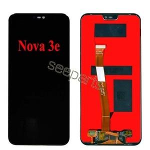 Image 3 - Huawei Nova 3 LCD Display Touch Screen PAR LX1 LX9 Nova 3i LCD INE LX2 L21 Nova 3e Display ANE LX3 L23 Screen Nova3 Replacement