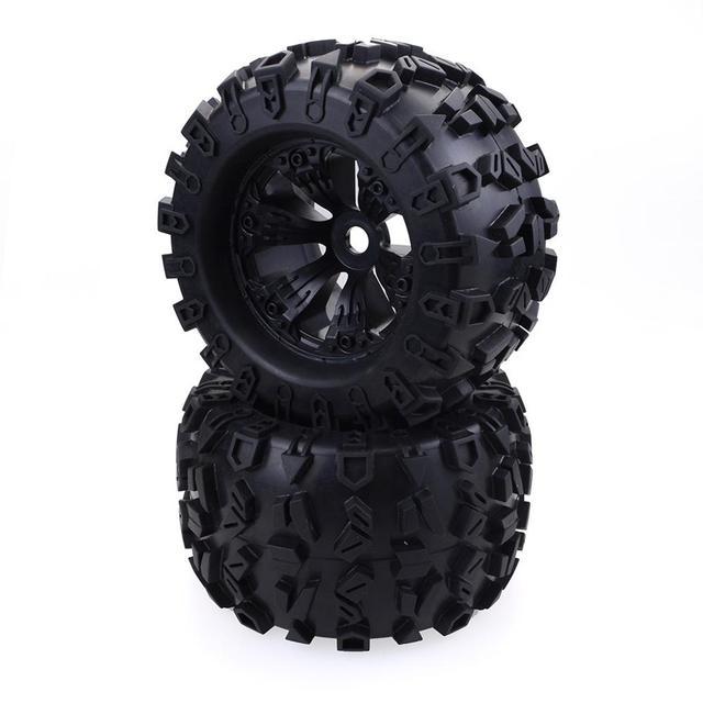 zd racing mt8 8483 1/8Truck Wheels Tires for Redcat Rovan HPI Savage XL MOUNTED GT FLUX HSP ZD Racing 1/8Truck 18 Big Wheel