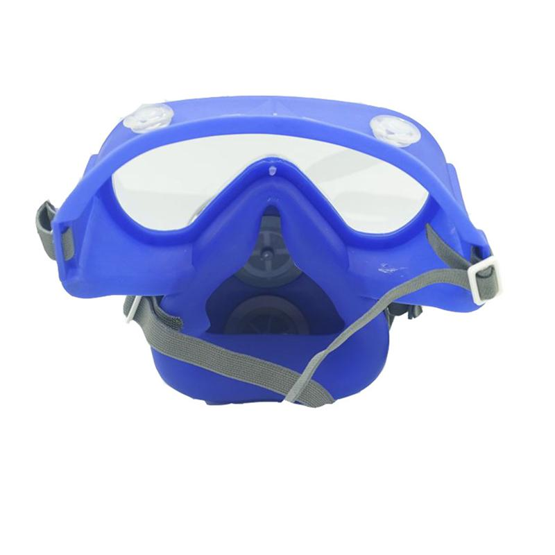 Image 5 - Medical Protective Face Mouth Masks Industrial Chemical Gas 