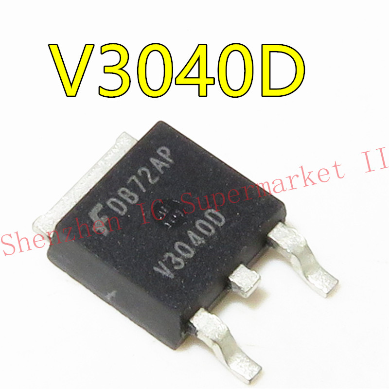 1pcs/lot V3040D ISL9V3040D3S IGBT TO-252 In Stock