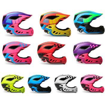 HiMISS Children Full Covered Helmet Balance Bike Children Full Face Helmet Balance Bike Children Full Face Helmet