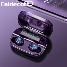3500mAh LED Bluetooth Wireless Headphones Earphones Earbuds TWS Touch Control Sp