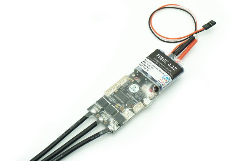 VESC4 Benjamín ESC componentes importados monopatín RC coche modelo Robot ESC controlador vehículo eléctrico