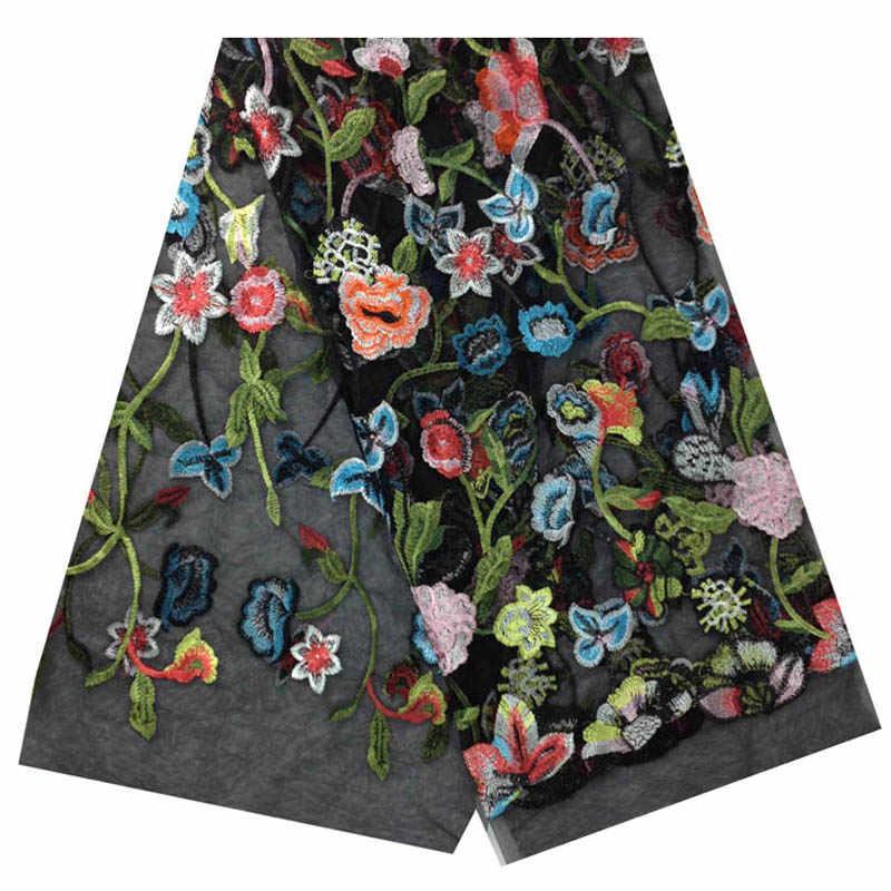 אפריקה צרפתית תחרה בד באיכות גבוהה טול נטו תחרה בד לשמלה, ניגרית Diy רקמות Trim טלאים תפירת שמלת שרוכים