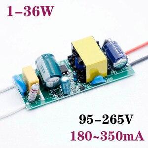LED Driver 300mA 350mA 1W 3W 5W 7W 8W 9W 10W 12W 18W 25W 36W For LEDs Power Supply Lighting transformer For LED Repair DIY(China)