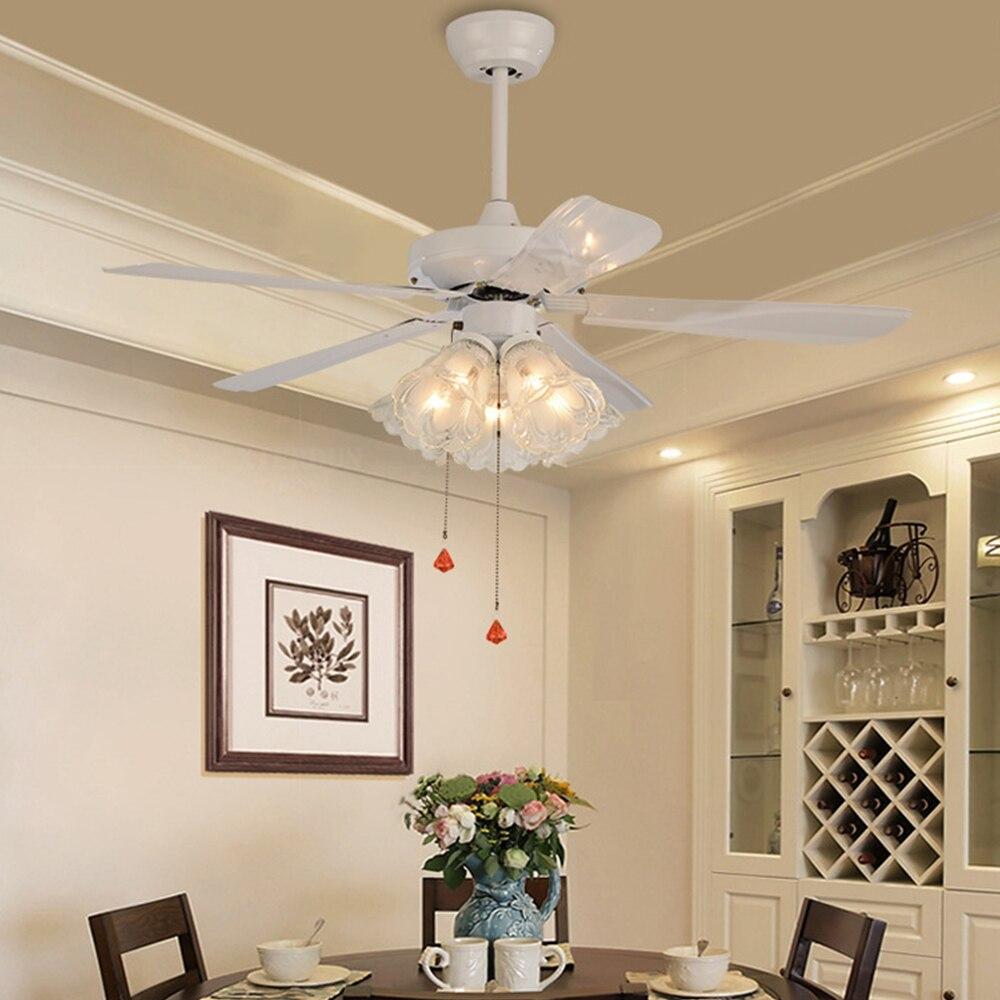 Leaves Light Living Room Dining