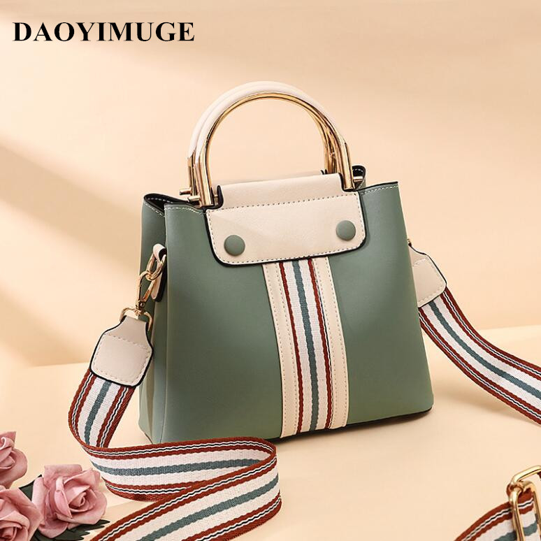 2019 new leather handbill shoulder bag for women casual cross-body bag with large capacity for women