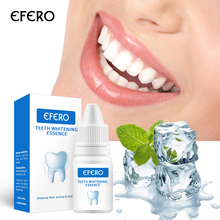 White Teeth Whitening Essence Dental Whitener Oral Hygiene White Tooth Cleaning Bleaching Serum Remove Plaque Stains Teeth Care 1pc white gel teeth whitening pen oral hygiene care teeth whitening essence brighten remove plaque stains dental bleaching tools