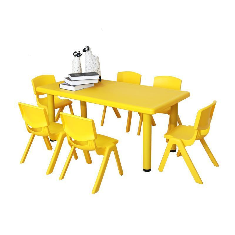 Estudio Toddler Child Tavolo Per Bambini Silla Y Infantiles Kindergarten Kinder Bureau Enfant Mesa Infantil Study For Kids Table