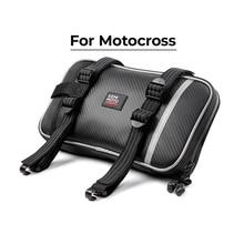 Universal Motocross Front Fender Bags For Yamaha Dirt Bikes Enduro Motorcycle Front Mudguard Bag Motocross Toolkit Bag CRF450R