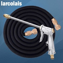 Home Car Wash High Pressure Cleaner Car Water Gun Hose Nozzle Watering Gardening Tools Nozzles For Pressure Washers