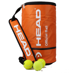 Head Tennis Ball Bag Single Shoulder Racket Tennis Bags Large Capacity For 70-100 PCS Balls Accessories With Heat Insulation