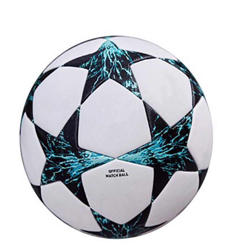 Russia Size 5 Football Premier Seamless Soccer Ball Goal Team Match Training Balls futbol bola Professional Football Official