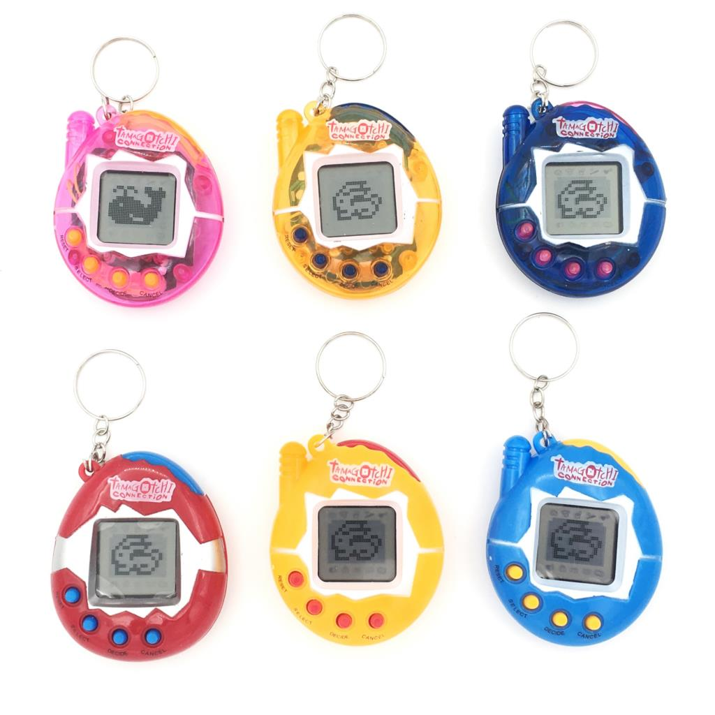 Tamagotchi Electronic Pets Toys 90S Nostalgic 49 Pets In One Virtual Cyber Pet Toy  6 Style Optional Tamagochi