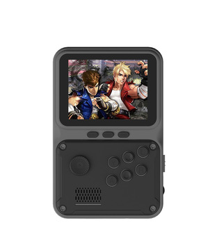 2021 JP09 retro mini portable electronic game console with 2.8-inch screen supporting 5 languages TV output 7