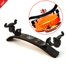 Quality Adjustable Violin  Shoulder Rest 3/4 4/4 1/4 1/2 Bon Style Accessories Pad Support Parts Fittings