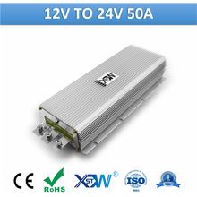 XWST Non Isolated DC to DC 12v to 24v 50A Step Up Boost 1200W Switching High Power Supply