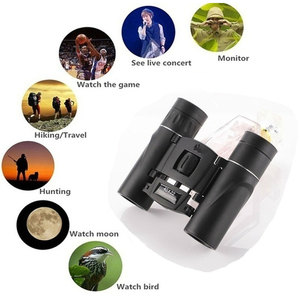 Image 2 - Professional Hunting Telescope Zoom Military HD 40x22 Binoculars  High Quality Vision No Infrared Eyepiece Outdoor Gifts