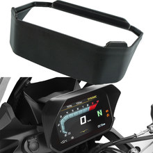 For BMW R1200GS LC 2017-2019 R1200GS LC Adv 2014 + R1250GS Adventure/R F750GS ANTI-Glare Shield For Cockpit Connectivity Display(China)