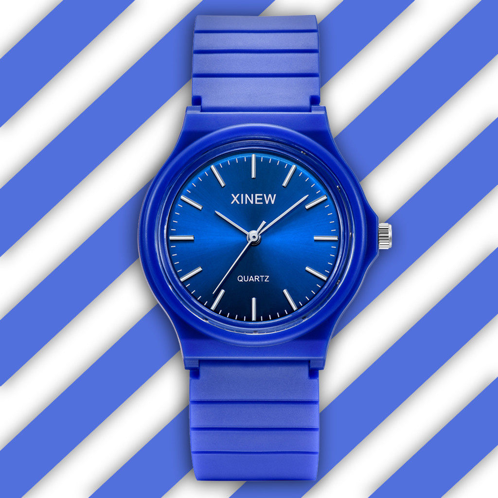 Hot Sale Watches Fashion Roman Numerals Dial Watch Children Students Watch Girls Watch Watches Silicone  Watches Reloj Mujer@50