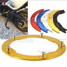 Oro accessori moto Cinghia di Trasmissione Puleggia di Copertura Per Yamaha t max tmax 530 2012 2013 2014 2015 2016