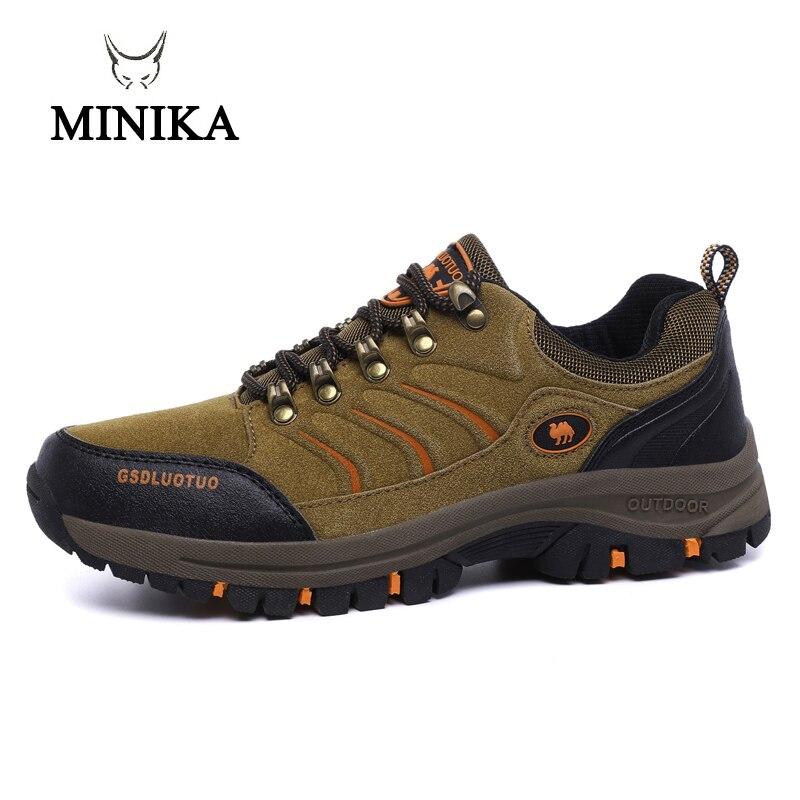 Frauen Wandern Schuhe Wasserdichte Schuhe Männer Bergsteigen Trekking Schuhe Professional Outdoor Turnschuhe Wandelschoene Dames