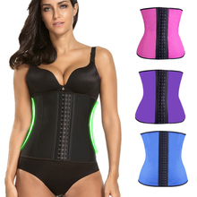 Fashion Corset Slimming Body Belt Thin Waist Fitness Binding Band Shapers trainer