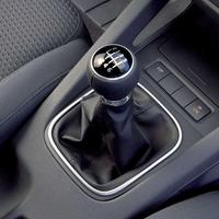 For VW Scirocco 2009 2010 2011 2012 2013 2014 Car-Stying 6 Speed Car Stick Gear Shift Knob With Leather Boot