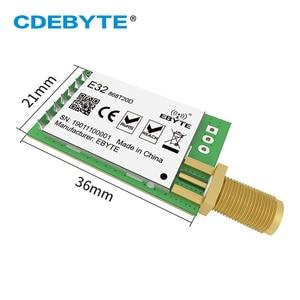 Image 2 - E32 868T20D Lora longue portée UART SX1276 868mhz 100mW SMA antenne IoT uhf sans fil émetteur émetteur récepteur Module