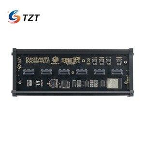 Image 4 - TZT EleksTube IPS RGB Nixie أنبوب ساعة توهج أنبوب ساعة مخصصة الطلب أنماط الإبداعية ديكور الهدايا