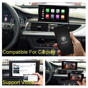 Image 5 - Kit multimídia automotivo para audi, audi a6, s6, c7, 4g, 2012 ~ 2016, 2017, 2018, mmi rmc, 4g, android rádio estéreo automotivo com navegação gps, tela sensível ao toque