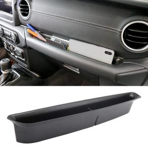 Organizer Storage-Tray Grab-Handle-Accessory-Box Jeep Wrangler JL Gladiator for