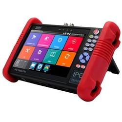 IPC-9900Plus 7Inch 1920x1200 IP Camera Tester 4K 1080P IPC CCTV Monitor Video Audio POE Test Press Screen HDMl Discovery 8GB
