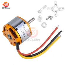 A2212 930KV 1000KV 1400KV 2200KV 2700KV Brushless Motor For RC Aircraft Plane Outrunner Toy Hobby motor Multicopper DIY Kit
