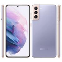 "Samsung Galaxy S21 5G G991U G991U1 6.2"" ROM 128GB RAM 8GB Snapdragon 888 NFC Triple Rear Camera Octa Core Original Cell Phone 2"