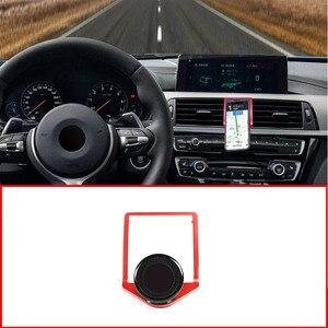 Image 2 - עבור BMW 1 3 4 סדרת GT F21 F22 F23 F30 F31 F34 F32 F33 F34 F35 F36 F80 F82 m4 רכב אוויר Vent נייד טלפון מחזיק (ללא לוגו)